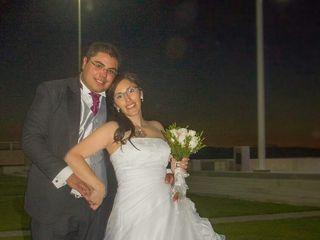 El matrimonio de Soraya  y Italo 3