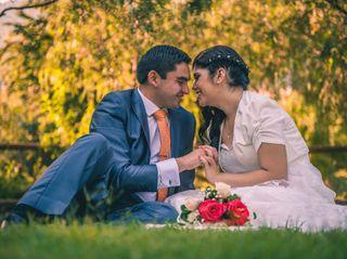 El matrimonio de Gabriela y Samuel