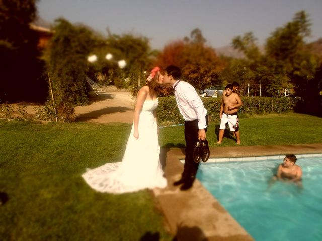 El matrimonio de Diego y Ivana en Olmué, Quillota 4
