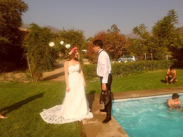 El matrimonio de Diego y Ivana en Olmué, Quillota 6