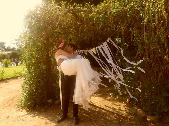 El matrimonio de Diego y Ivana en Olmué, Quillota 7