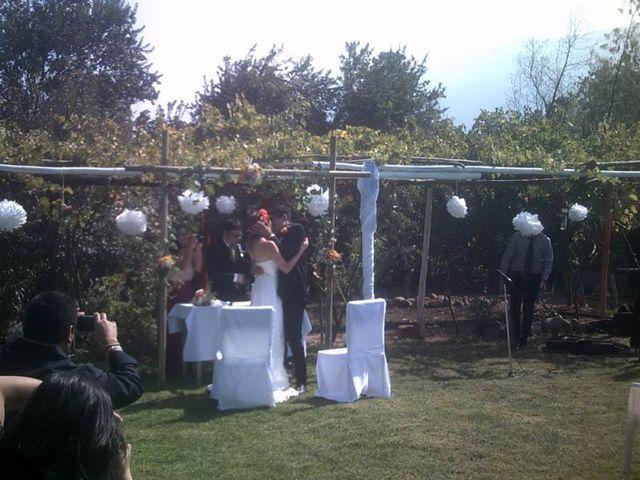 El matrimonio de Diego y Ivana en Olmué, Quillota 9