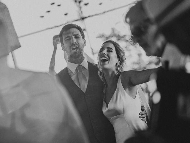 El matrimonio de Sofia y Alfonso
