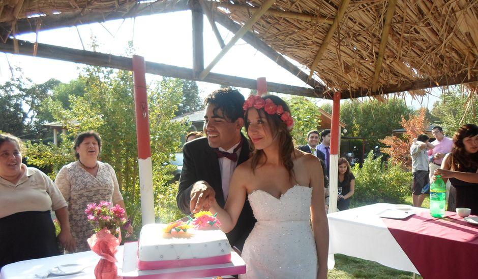 El matrimonio de Diego y Ivana en Olmué, Quillota