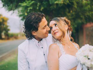 El matrimonio de Tamara y Rodrigo