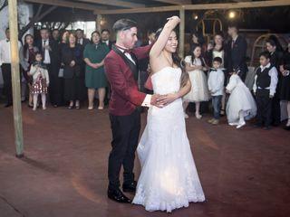 El matrimonio de Denisse  y Mario  3