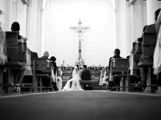 El matrimonio de Ángela y Álvaro 2