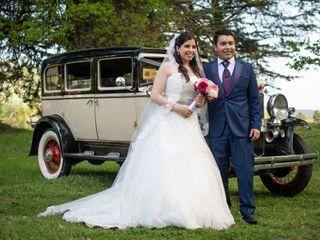 El matrimonio de Ángela y Álvaro