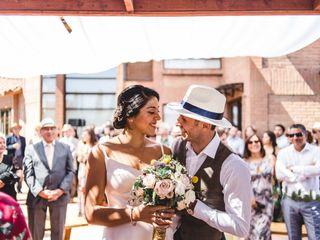 El matrimonio de Maria José y Rafael