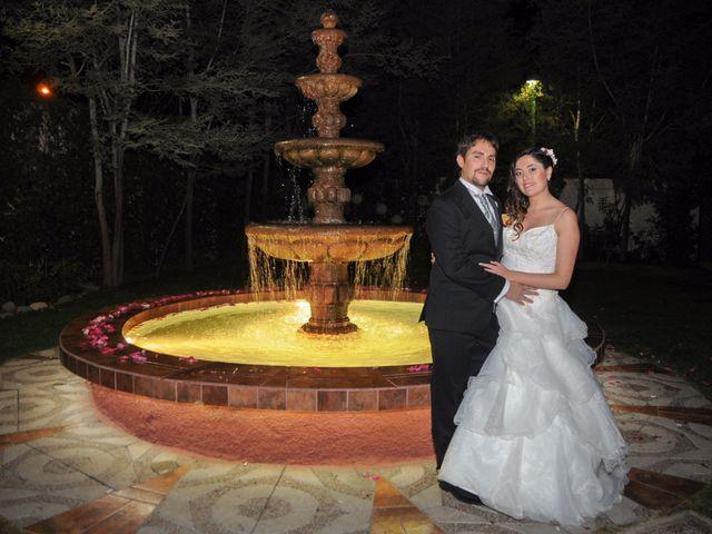 El matrimonio de Viviana y Carlos
