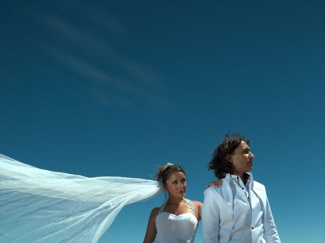 El matrimonio de Rodrigo y Tamara en Limache, Quillota 4