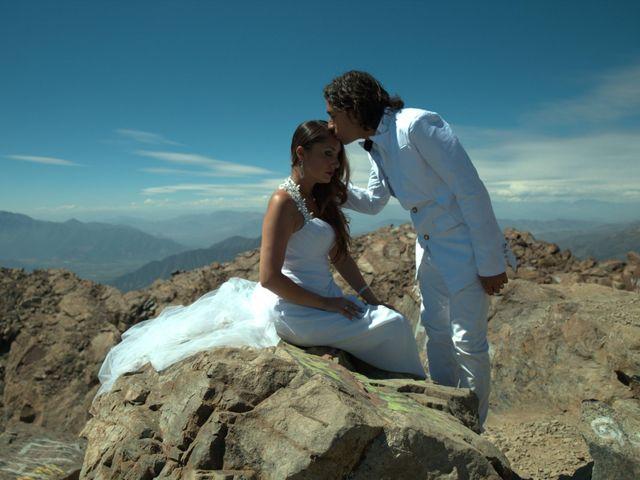 El matrimonio de Rodrigo y Tamara en Limache, Quillota 2