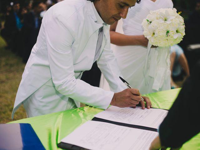 El matrimonio de Rodrigo y Tamara en Limache, Quillota 10