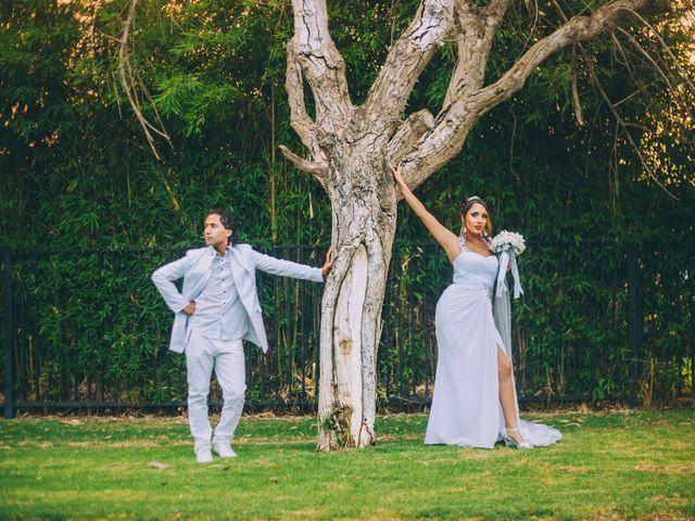 El matrimonio de Rodrigo y Tamara en Limache, Quillota 11