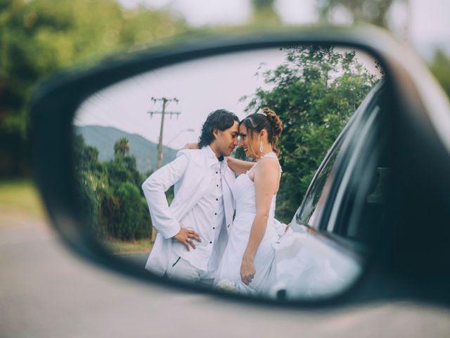 El matrimonio de Rodrigo y Tamara en Limache, Quillota 13