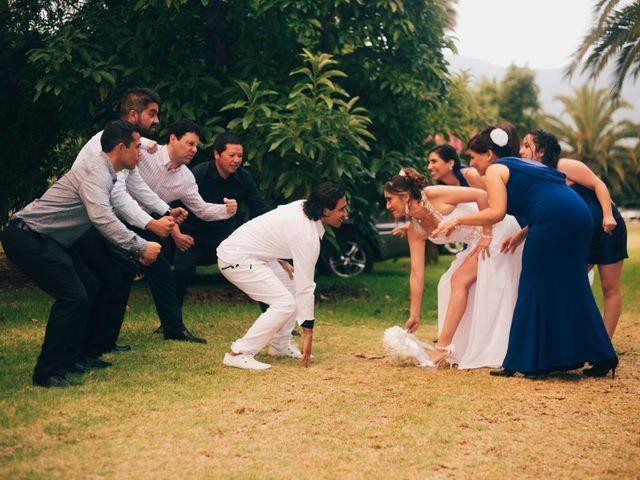 El matrimonio de Rodrigo y Tamara en Limache, Quillota 14