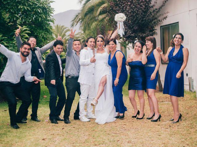 El matrimonio de Rodrigo y Tamara en Limache, Quillota 15