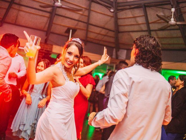 El matrimonio de Rodrigo y Tamara en Limache, Quillota 19