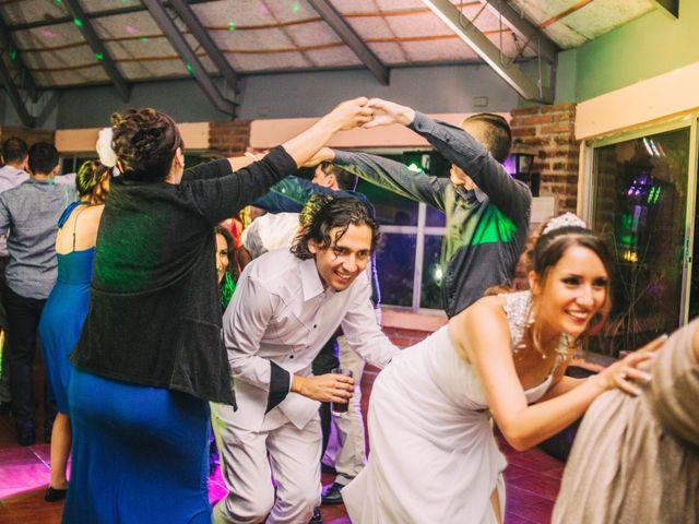 El matrimonio de Rodrigo y Tamara en Limache, Quillota 20