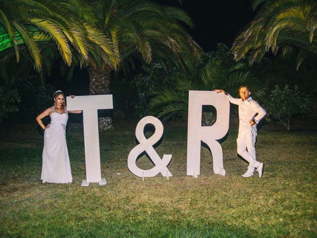 El matrimonio de Rodrigo y Tamara en Limache, Quillota 21