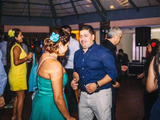 El matrimonio de Rodrigo y Tamara en Limache, Quillota 24