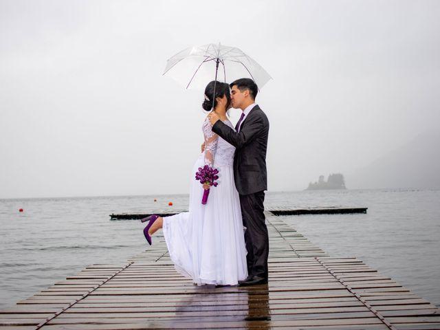 El matrimonio de Belén y Álvaro