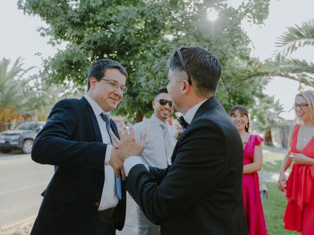 El matrimonio de Paula y Miguel en Talca, Talca 126