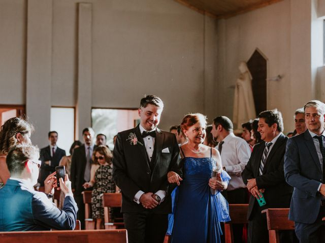 El matrimonio de Paula y Miguel en Talca, Talca 140