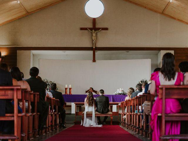 El matrimonio de Paula y Miguel en Talca, Talca 156