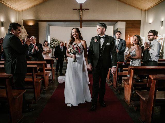 El matrimonio de Paula y Miguel en Talca, Talca 205
