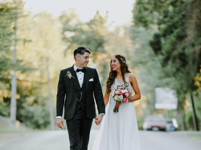 El matrimonio de Paula y Miguel en Talca, Talca 209