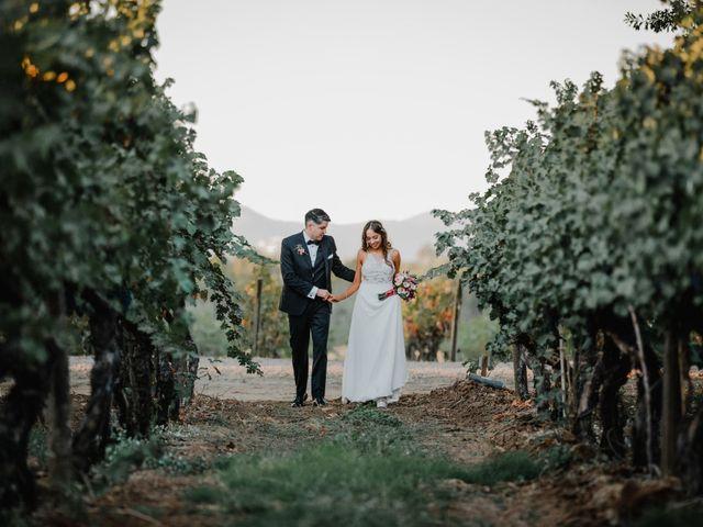 El matrimonio de Paula y Miguel en Talca, Talca 211