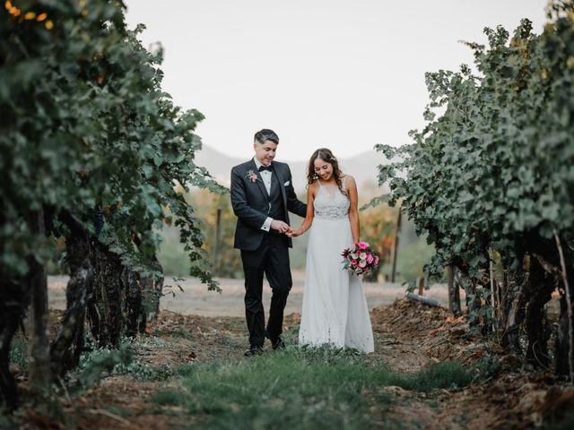 El matrimonio de Paula y Miguel en Talca, Talca 212