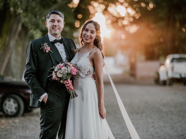 El matrimonio de Paula y Miguel en Talca, Talca 216
