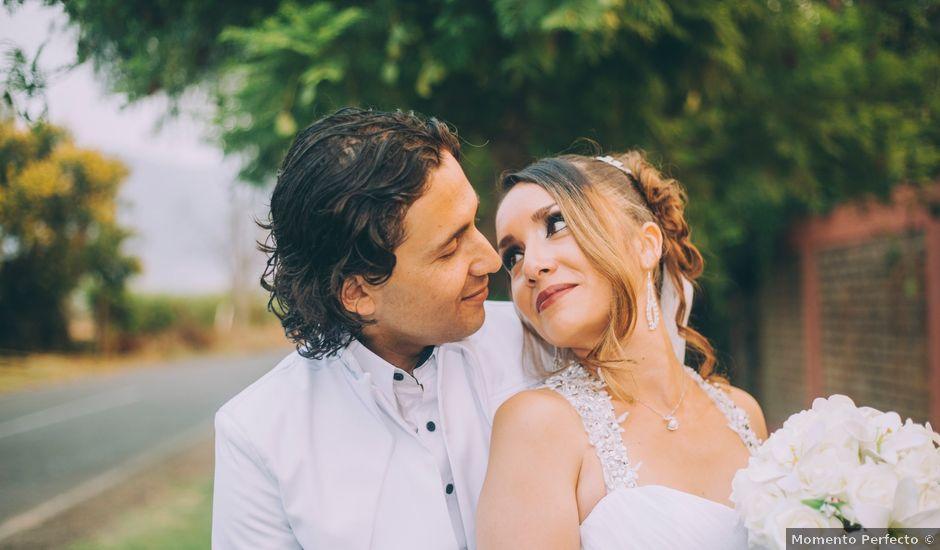 El matrimonio de Rodrigo y Tamara en Limache, Quillota