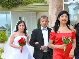 El matrimonio de Ingrid y Luís 2