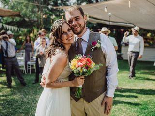 El matrimonio de Thaise  y Vinicius