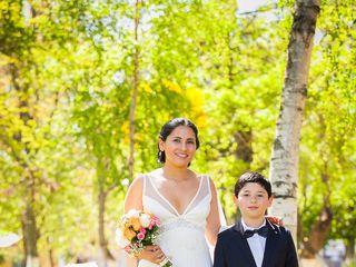 El matrimonio de Natalia y Tomas 1
