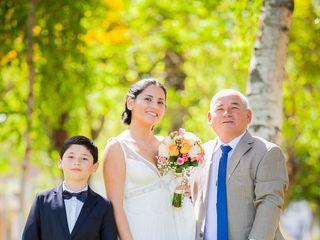 El matrimonio de Natalia y Tomas 3