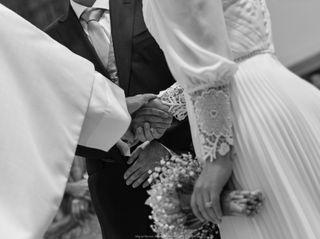 El matrimonio de Josefa y Juan Francisco 3
