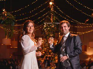 El matrimonio de Josefa y Juan Francisco