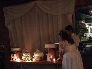 El matrimonio de Priscilla  y Mario  1