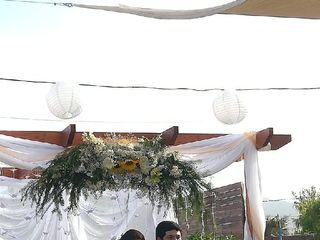 El matrimonio de Priscilla  y Mario  2