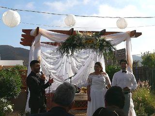 El matrimonio de Priscilla  y Mario