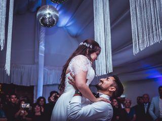 El matrimonio de Arline y Francisco