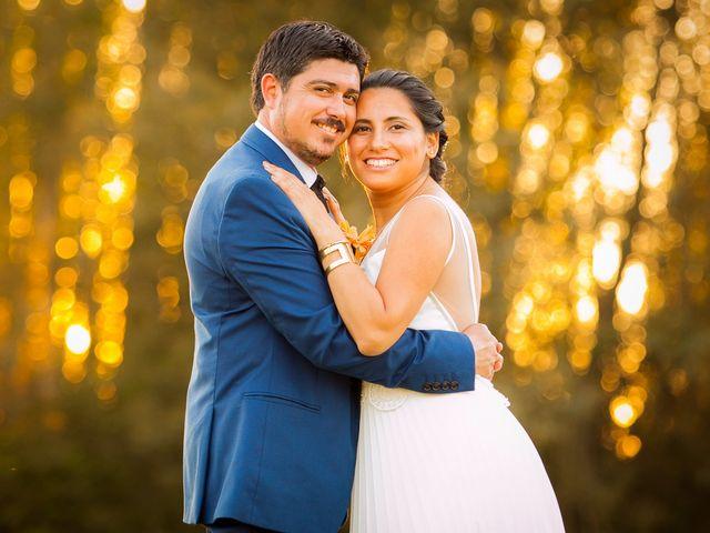 El matrimonio de Natalia y Tomas