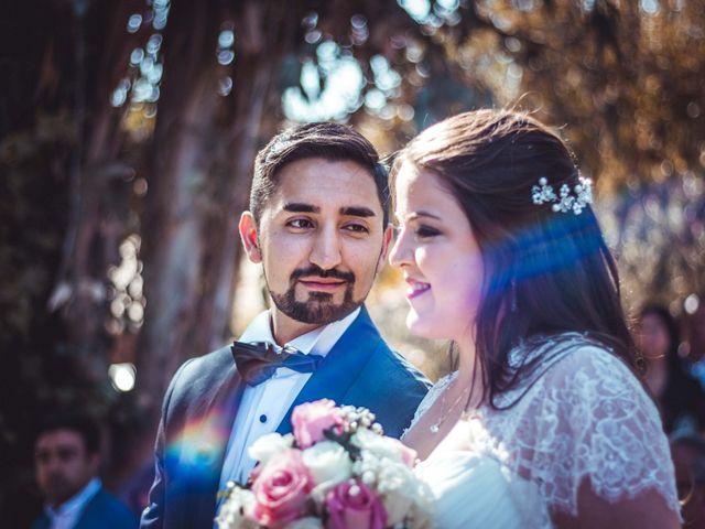 El matrimonio de Francisco y Arline en Quilpué, Valparaíso 1