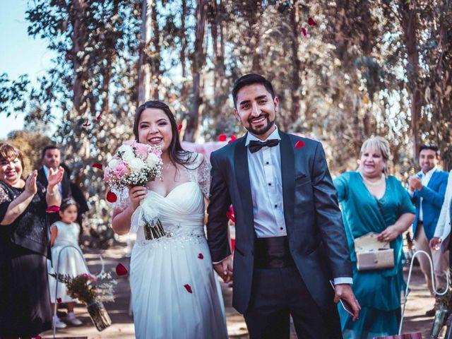El matrimonio de Francisco y Arline en Quilpué, Valparaíso 16