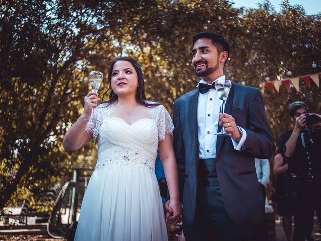 El matrimonio de Francisco y Arline en Quilpué, Valparaíso 21