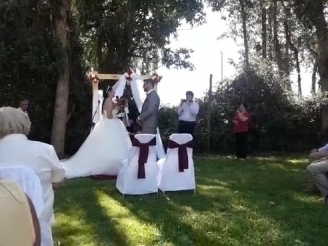 El matrimonio de Amisaddai y David  en Curicó, Curicó 7